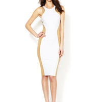 Shirdan Mini Colorblock Dress by Torn by Ronny Kobo at Gilt