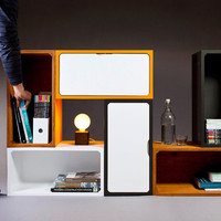 modular storage system eske sestet by nordarchitectdesign on Etsy