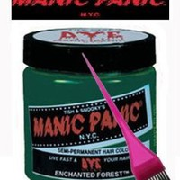 Manic Panic Enchanted Forest Vegan Hair Dye