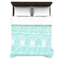 "Catherine Holcombe ""Beach Blanket Bingo"" Duvet Cover 
