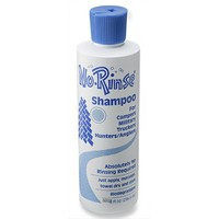 No Rinse Shampoo - 8 oz.
