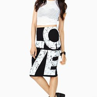 Tainted Love Skirt