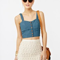 Macyn Crochet Skirt in What's New at Nasty Gal