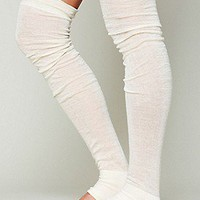 Sheer Thigh Hi Legwarmer at Free People Clothing Boutique