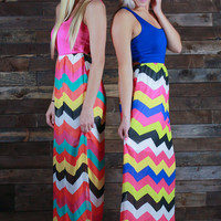 Color Canvas Maxi