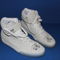 One Direction Zayn Malik's Autographed Shoes