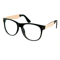 Jeepers Peepers Vincent Clear Glasses