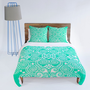 DENY Designs Home Accessories | Budi Kwan Decographic Mint Duvet Cover