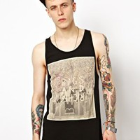 Insight Vest Rags & Riches at asos.com