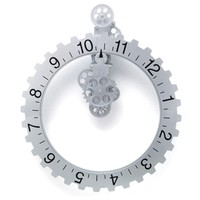 Big wheel Wall Clock Elemental Store