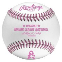 Amazon.com: Official 2013 Mothers Day Pink Major League Baseball in factory sealed cube - ROMLBMOM: Collectibles