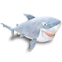 Amazon.com: Disney Exclusive Finding Nemo 24 Inch Deluxe Plush Figure Bruce: Toys & Games