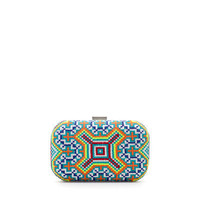 EMBROIDERED ETHNIC MINAUDIÉRE - Handbags - Woman - ZARA United States