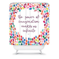 DENY Designs Home Accessories | Garima Dhawan Imagination Shower Curtain