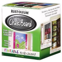 Rust-Oleum Specialty Specialty 29-oz. Tintable Chalkboard Paint-243783 at The Home Depot