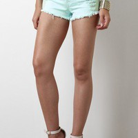 Sunnyside Faith High Waisted Shorts