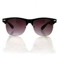 Divided Wayfarer Sunglasses | Trendy Sunglasses at Pink Ice