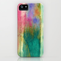 Skein 3 iPhone & iPod Case by Jacqueline Maldonado