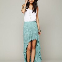 Free People Spanish Saloon Skirt