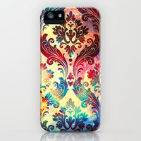 Galaxy Tapestry iPhone &amp; iPod Case by TheLeb