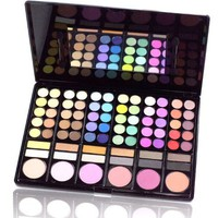 Shany Professional Makeup Kit, 78 Color: Beauty