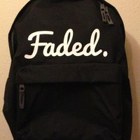 Faded Backpacks