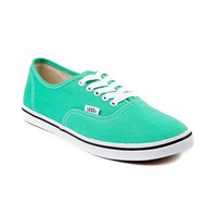 Vans Authentic Lo Pro Skate Shoe, Mint Leaf, at Journeys Shoes