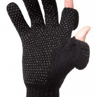 Ragg-Wool, Womens - Freehands Gloves