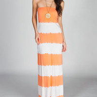 HURLEY Mondo Convertible Maxi Dress