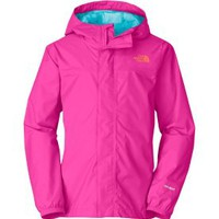The North Face Girls&#x27; Zipline Rain Jacket