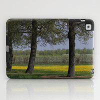 Between the Trees  iPad Case by JUSTART