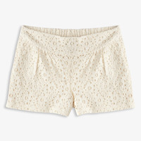 Crochet Lace Shorts | FOREVER21 girls - 2050892032