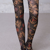 Night Flora Tights