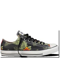 Converse - Chuck Taylor  Hawaiian Print - Low - Red