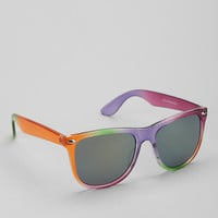UO Ombre Fade Sunglasses