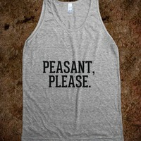 Peasant Please - Awesome fun #$!!*&amp; - Skreened T-shirts, Organic Shirts, Hoodies, Kids Tees, Baby One-Pieces and Tote Bags
