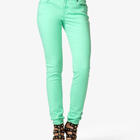 Soft Skinny Jeans | FOREVER21 - 2027682079