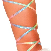 Rainbow Thigh Wrap | Spurst.com