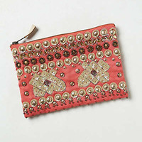 Anthropologie - Embellished Ortaca Pouch