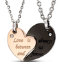 Valentines Gift Heart Shape Necklace