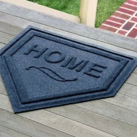 Waterhog Home Plate Mat Entry Door Mat | The Gadget Flow