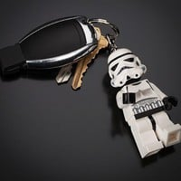 LEGO Star Wars Stormtrooper Key Light | The Gadget Flow