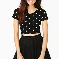 Cry Baby Crop Top