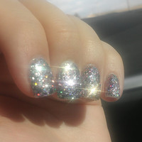 Something Unexpected - Glitter Nail Lacquer / Polish