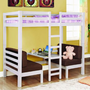 Twin Convertible Loft Bed