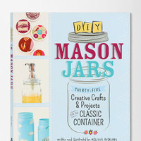 DIY Mason Jars By Melissa Averinos