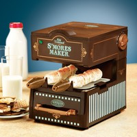 Nostalgia Electrics SMM-100 Vintage Collection Electric S&#x27;Mores Maker