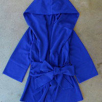Cobblestone Jacket in Royal [3750] - $52.00 : Vintage Inspired Clothing &amp; Affordable Summer Frocks, deloom | Modern. Vintage. Crafted.