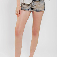Dittos Misty Denim Cutoff Short