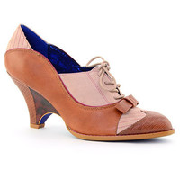Dirty Thirties Oxford Heels
